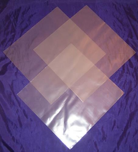 """12"""" PVC Sleeves Protective Poly Sleeves for LPs/12""""s - 100 Non added sale item UK PV2XXPR317643"""