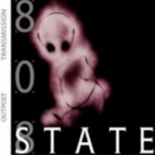 808 State Outpost Transmission CD album (CDLP) Japanese 808CDOU218801
