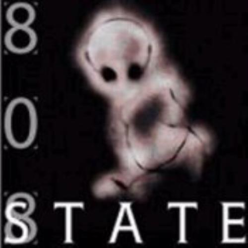 808 State Outpost Transmission 2-LP vinyl record set (Double Album) UK 8082LOU230944