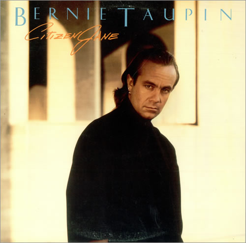 "Bernie Taupin Citizen Jane 12"" vinyl single (12 inch record / Maxi-single) US B-T12CI497326"