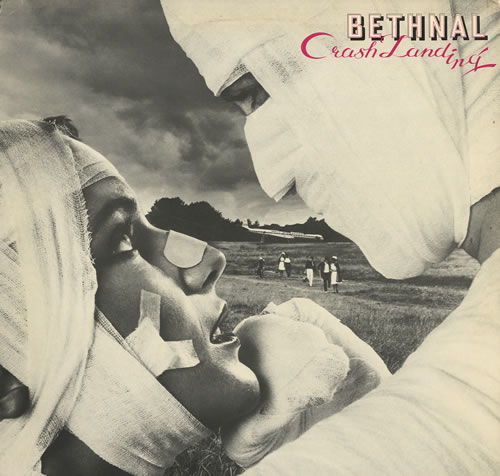 Bethnal Crash Landing vinyl LP album (LP record) UK B2NLPCR559872