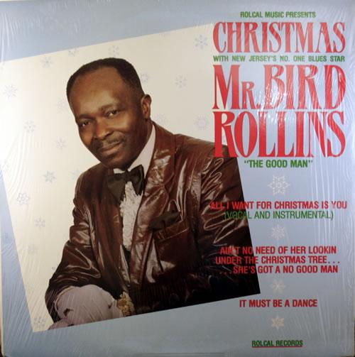 "Bird Rollins Christmas 12"" vinyl single (12 inch record / Maxi-single) US C6912CH552063"