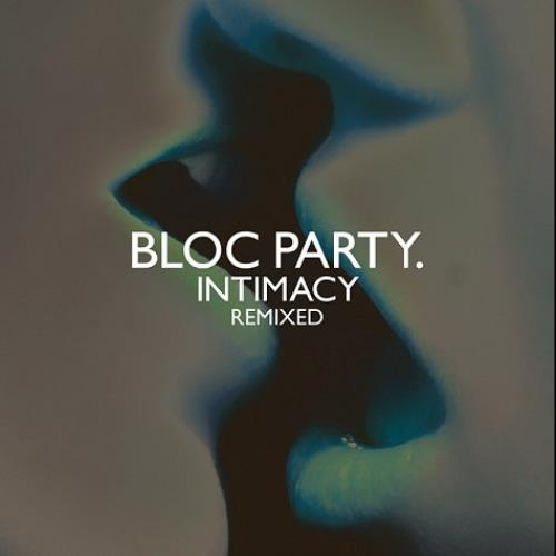 Bloc Party Intimacy Remixed 3-LP vinyl record set (Triple Album) UK BB53LIN468739