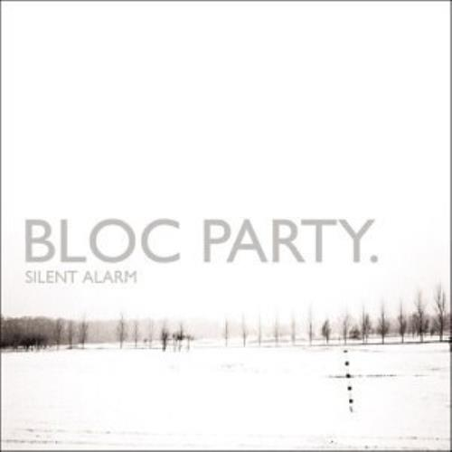 "Bloc Party Silent Alarm + bonus 12"" 2-LP vinyl record set (Double Album) US BB52LSI324176"