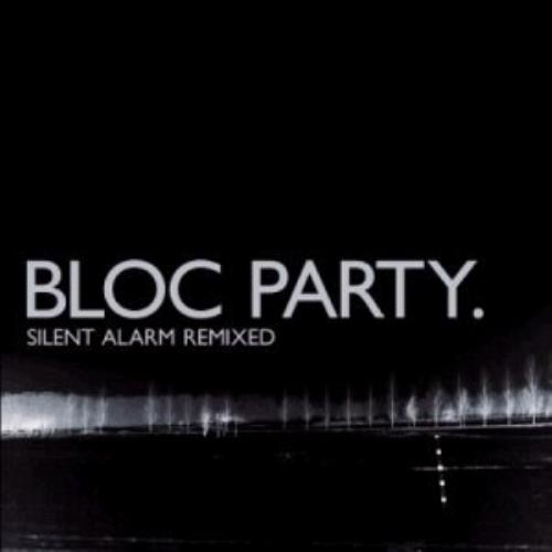 Bloc Party Silent Alarm Remixed 2-LP vinyl record set (Double Album) US BB52LSI361295