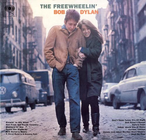 Bob Dylan The Freewheelin' - 180gram vinyl LP album (LP record) UK DYLLPTH578345