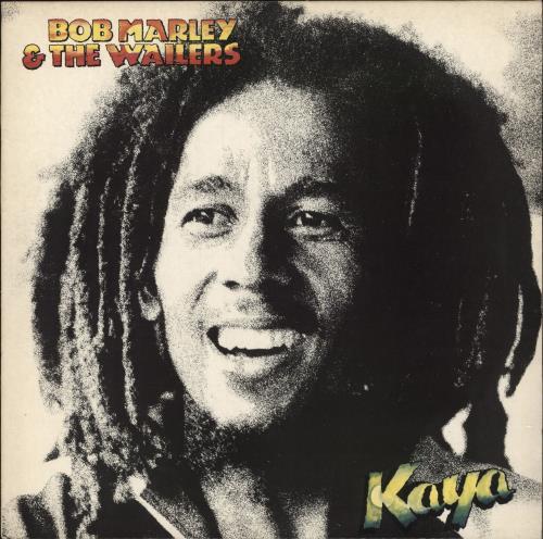 Bob Marley Kaya vinyl LP album (LP record) UK BMLLPKA348378