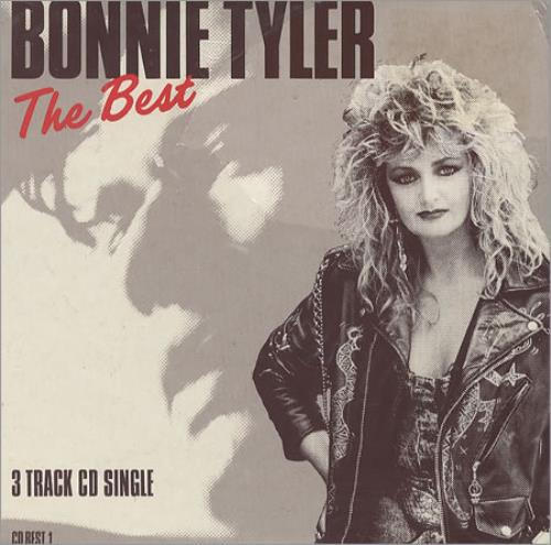 "Bonnie Tyler The Best CD single (CD5 / 5"") UK BTYC5TH24768"