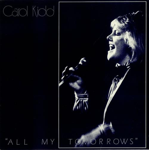 Carol Kidd All My Tomorrows vinyl LP album (LP record) UK CPQLPAL495046