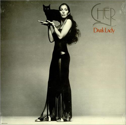 Cher Dark Lady - Sealed vinyl LP album (LP record) US CHELPDA324363