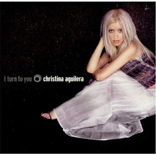 "Christina Aguilera I Turn To You CD single (CD5 / 5"") US AAGC5IT154599"
