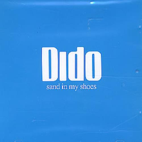 "Dido Sand In My Shoes CD single (CD5 / 5"") US ODIC5SA302054"