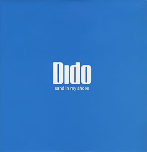 "Dido Sand In My Shoes 12"" vinyl single (12 inch record / Maxi-single) European ODI12SA303050"