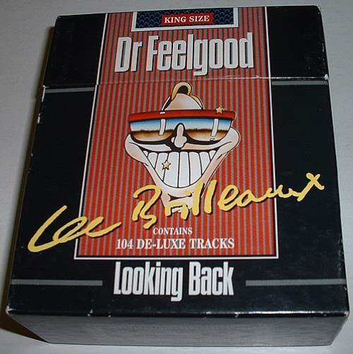 Dr Feelgood Looking Back - box set 5-CD album set UK DRF5CLO328541