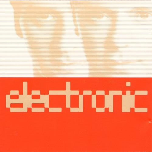 Electronic Electronic CD album (CDLP) UK ELECDEL164306