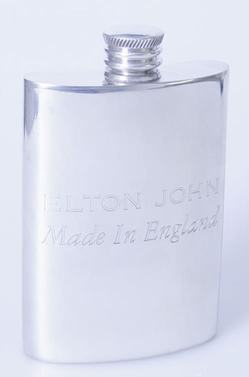Elton John Made In England memorabilia UK JOHMMMA528234