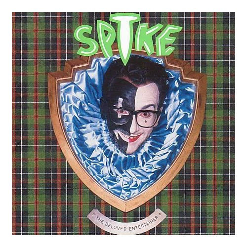 Elvis Costello Spike SHM CD Japanese COSHMSP451349