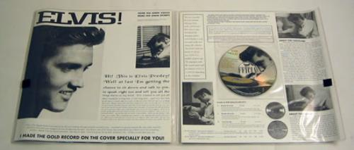Elvis Presley Elvis Answers Back! magazine US ELV10EL395842