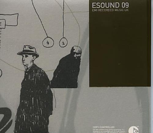 EMI Records Esound 09 CD album (CDLP) UK EPVCDES253370