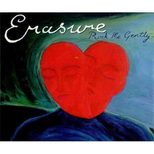 "Erasure Rock Me Gently CD single (CD5 / 5"") Czech ERAC5RO61831"