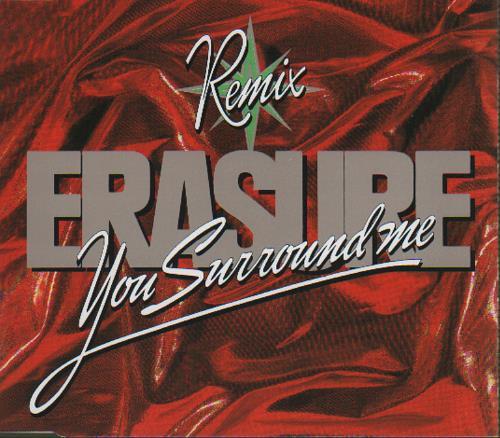 "Erasure You Surround Me - 3"" CD 3"" CD single (CD3) UK ERAC3YO46260"