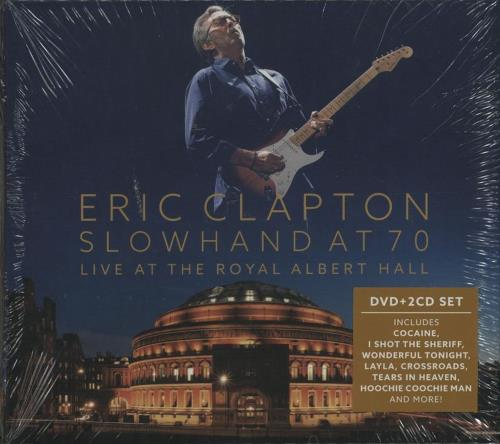 Wonderful Tonight Live Eric Clapton: Eric Clapton Slowhand At 70: Live At The Royal Albert Hall