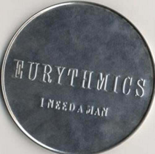"Eurythmics I Need A Man - Tin CD single (CD5 / 5"") UK EURC5IN04742"