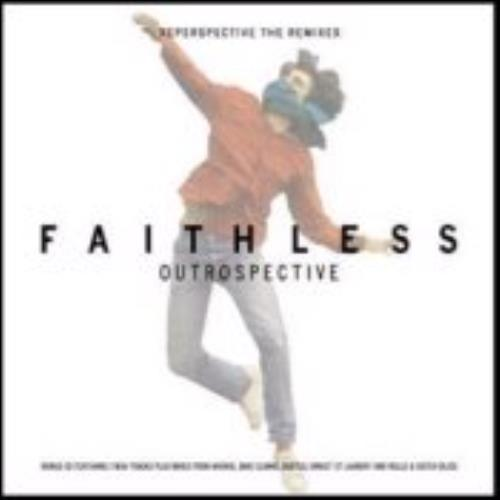 Faithless Reperspective 2 CD album set (Double CD) UK FTL2CRE221240