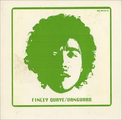 Finley Quaye Vanguard CD album (CDLP) US FQUCDVA497173