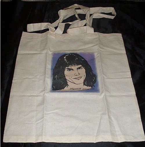 Freddie Mercury Cotton Bag memorabilia UK MERMMCO328039