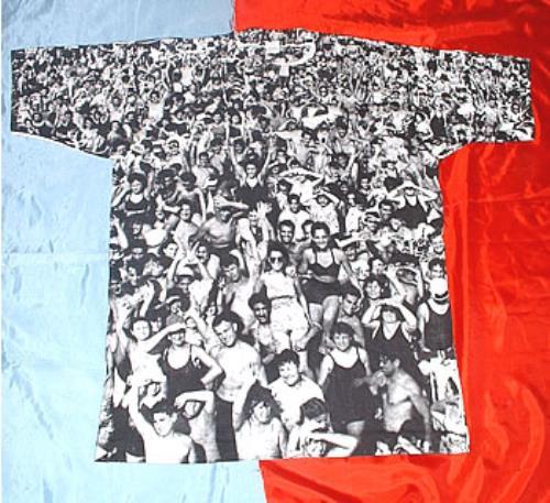 George Michael Listen Without Prejudice - Size XL t-shirt US GEOTSLI272983