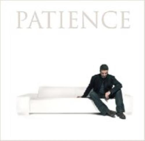 George Michael Patience CD album (CDLP) UK GEOCDPA275725