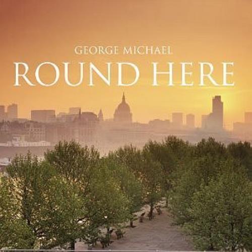 "George Michael Round Here CD single (CD5 / 5"") UK GEOC5RO305919"