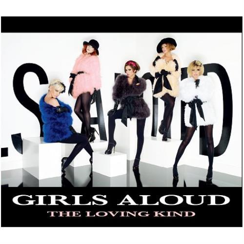 "Girls Aloud The Loving Kind CD single (CD5 / 5"") UK GLUC5TH456415"