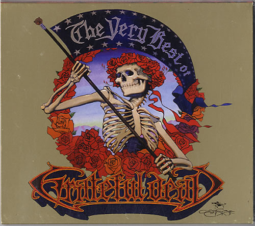Grateful Dead The Very Best Of Grateful Dead CD album (CDLP) UK GRDCDTH633154