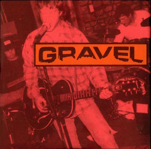 """Gravel Gravel 7"""" vinyl single (7 inch record) US GSX07GR509883"""