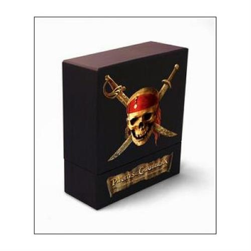 Hans Zimmer Pirates Of The Caribbean OST Box 5-CD album set UK HZA5CPI421006