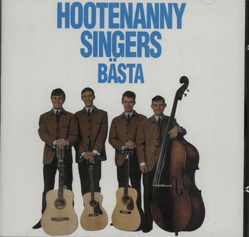 Hootenanny Singers Bästa CD album (CDLP) Swedish YNHCDBA573984