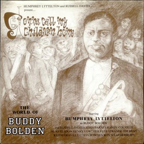 Humphrey Lyttelton The World Of Buddy Bolden vinyl LP album (LP record) UK HB-LPTH534131