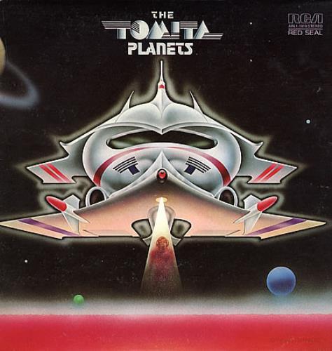 Isao Tomita The Planets vinyl LP album (LP record) US TMTLPTH309173
