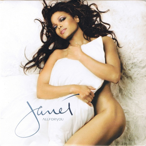 "Janet Jackson All For You CD single (CD5 / 5"") UK J-JC5AL180780"