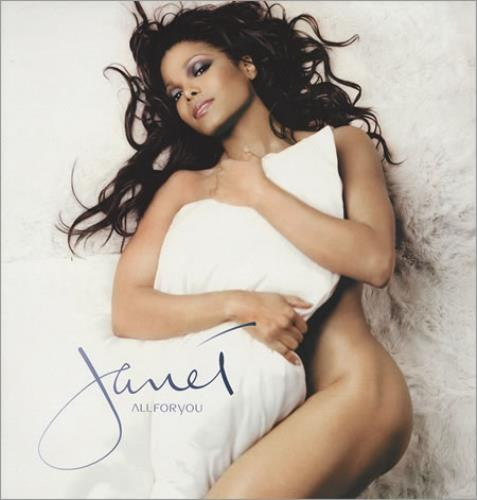 "Janet Jackson All For You 12"" vinyl single (12 inch record / Maxi-single) UK J-J12AL181544"