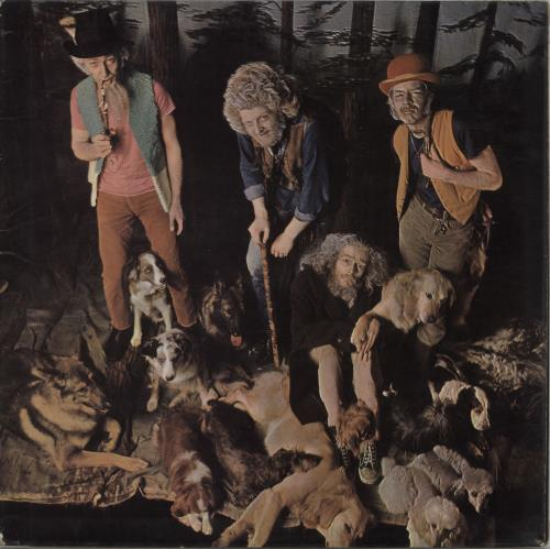 Jethro Tull This Was - 3rd - VG vinyl LP album (LP record) UK TULLPTH664653