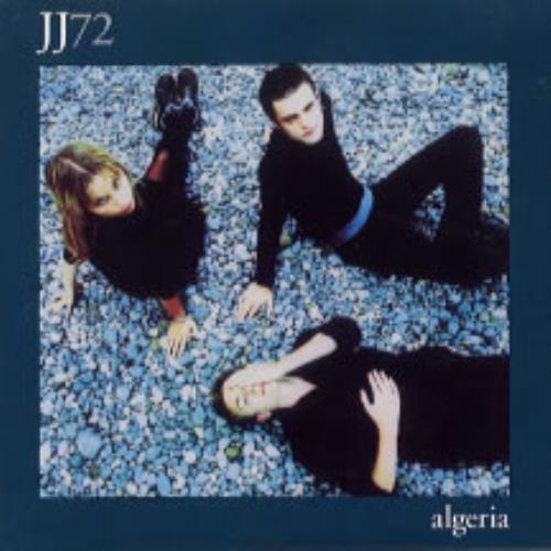 """JJ72 Algeria CD single (CD5 / 5"""") UK JJ7C5AL191512"""