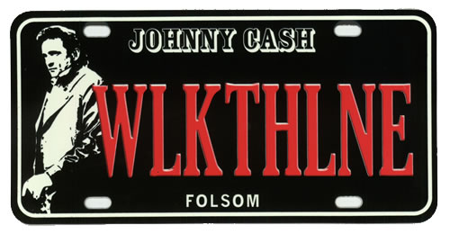 Johnny Cash Walk The Line memorabilia US JCSMMWA389813