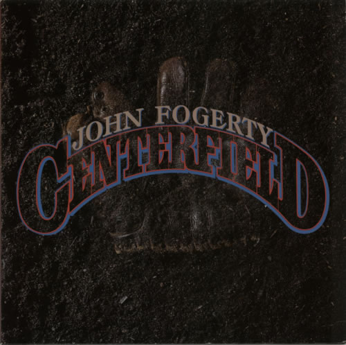 John Fogerty Centerfield vinyl LP album (LP record) German FOGLPCE298896