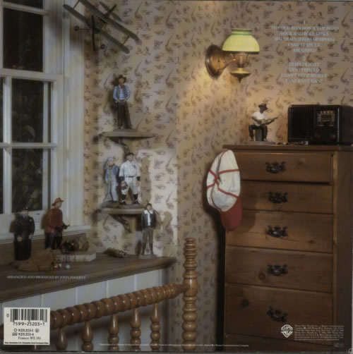 John Fogerty Centerfield vinyl LP album (LP record) German FOGLPCE298896