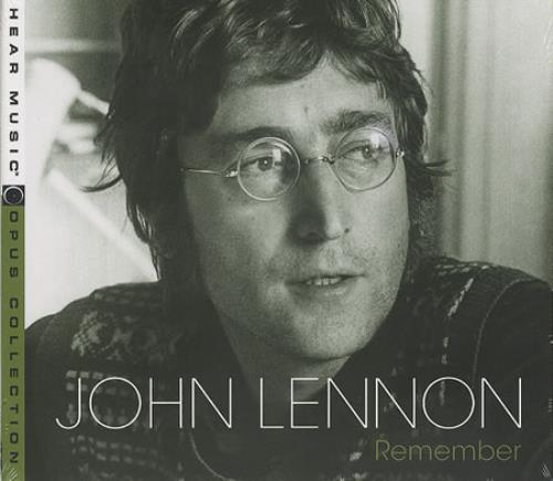 John Lennon Remember - Hear Music Opus Collection CD album (CDLP) US LENCDRE376462