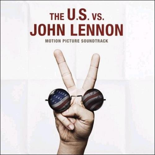 John Lennon The U.S. vs John Lennon - Motion Picture Soundtrack CD album (CDLP) UK LENCDTH373081