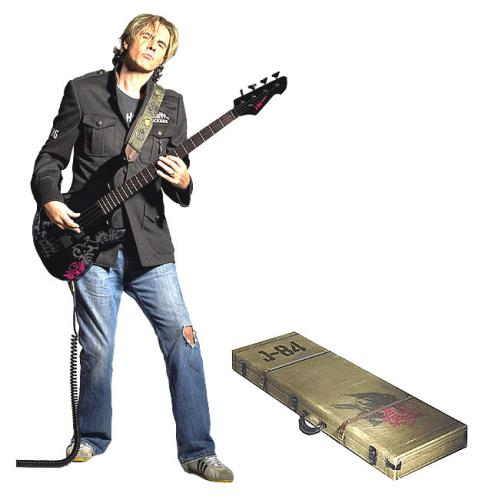 John Taylor Liberator JT-84 Bass Guitar guitar US DDJGTLI431672